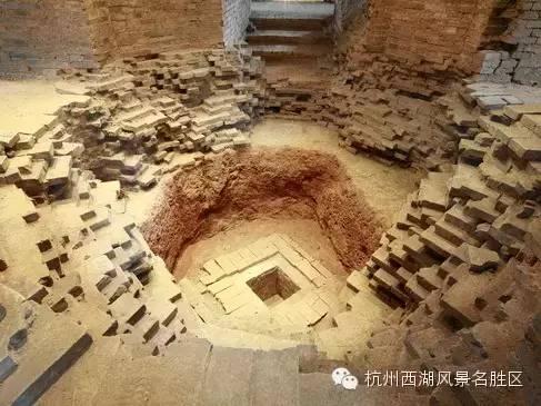 雷峰塔遗址-杭州西湖文化景观概述第三弹图片