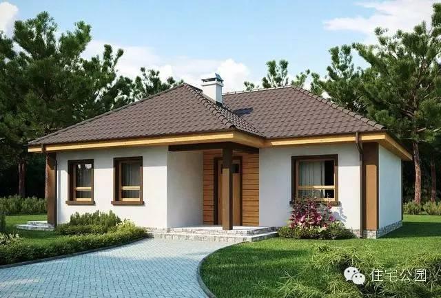 房产 正文  北方农村自建房大部分都是农家小院加平房的模式,与南方农图片