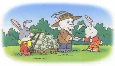 小白兔和小山羊
