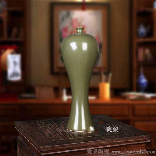 陶瓷花瓶的制作过程