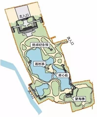 福州西湖公园,南公园,江心公园近期都有大动作!未来又