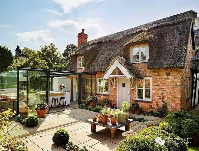 新农村别墅这样建 阳光房厨房庭院全有了