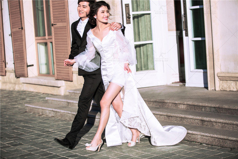 欧式婚纱照和法式婚纱照的区别