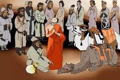 揭秘中国:僧破色戒却成佛教八宗之祖 - 詹晟 - 詹晟的博客