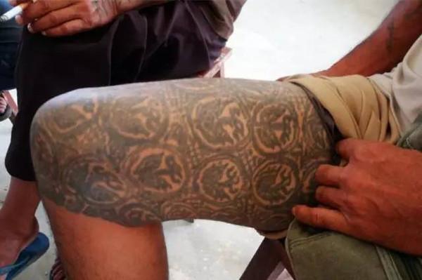 关于纹身小贝曾说 那些都是我生命中最重要的,我想跟他们永远在一