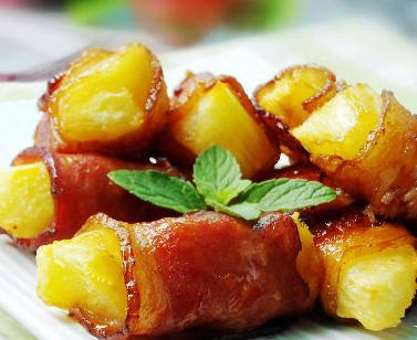 菠萝正应季,教你菠萝的各种新鲜吃法!图片