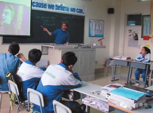 想所有国际高中班?闵行报考课程班学费、高中校服郑州国际三中图片