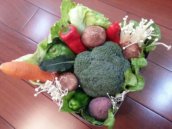 内容: 蔬菜花束制作 附:现场另准备小花篮,花盒,供制作蔬菜花篮,蔬菜图片