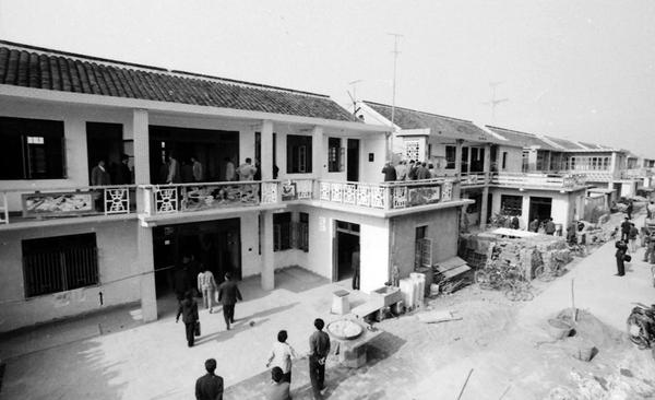 80年代碧溪农民住宅图片