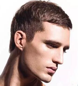 各种男士帅气平头发型 尽显男性魅力图片