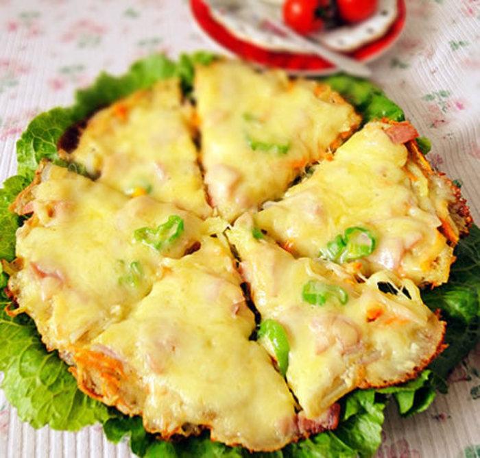 ▌土豆鸡蛋饼
