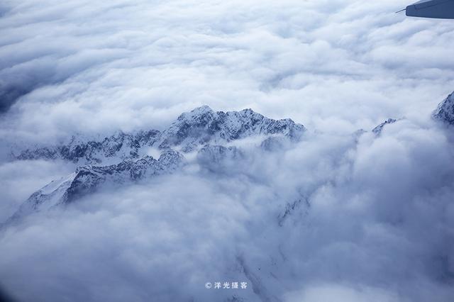 飞行在青藏高原上空,莫要错过那壮美的雪域风光 - 后老兵 - 雲南铁道兵战友HOU老兵博客;