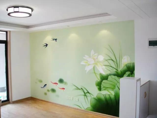 景、植物花卉、卡通人物、抽象图案等等.   涂鸦首先出现在20世纪60