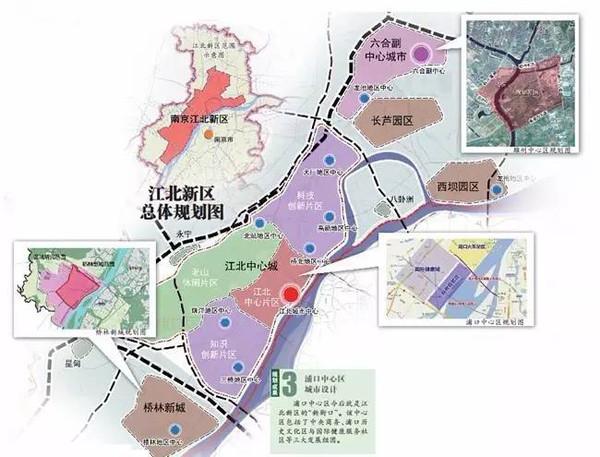 江北新区VS河西,谁才是南京未来老大?-搜狐