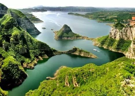 【惠游三峡】大美攻略,河南黄河感恩母亲节炮灰山水封宁七情图片