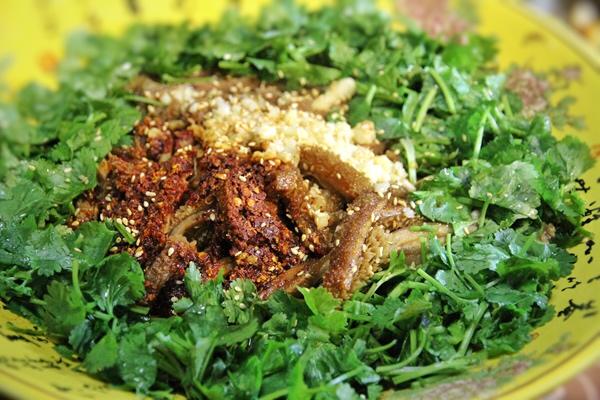 #a蚝油妞爱蚝油#不一般的凤姐不二的新菜做辣椒油放美食图片