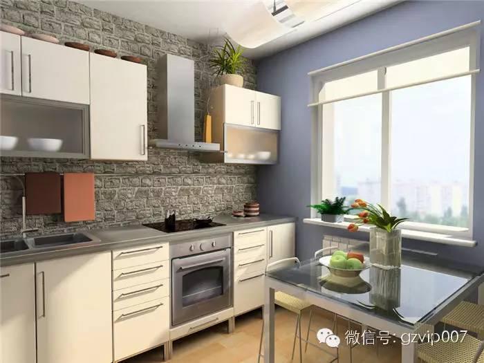 2016火热厨房装修设计效果图 果断收藏厨房设计高清图片