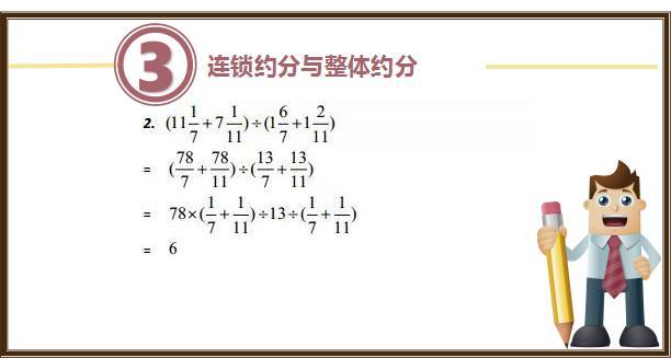 11张图,搞定 小数与分数 计算技巧,这么全