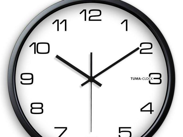 教孩子认钟表难坏家长,你家的孩子会认钟表吗?