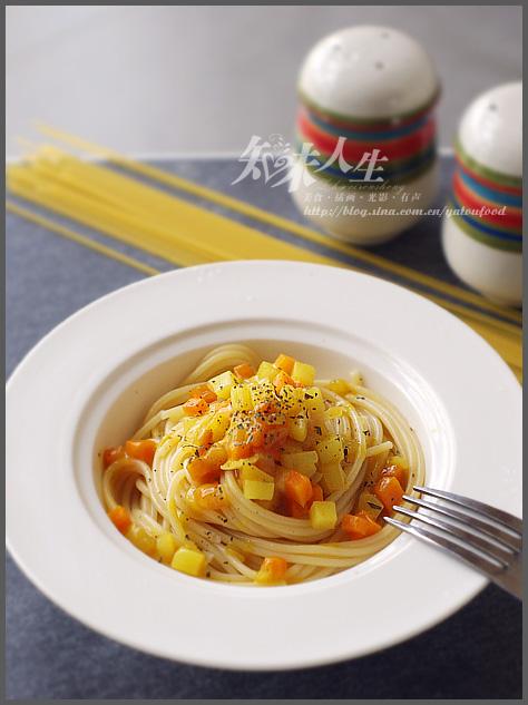 咖喱意大利面的做法_咖喱意大利面的家常做法大全怎么做好吃