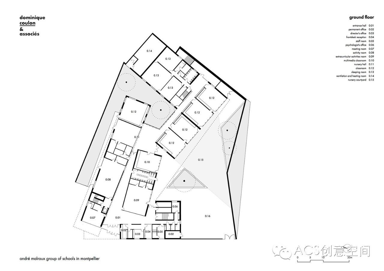 幼儿园创意kt版平面图