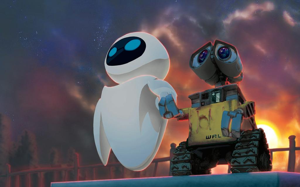 科技 正文  一部由安德鲁·斯坦顿编导的科幻动画电影《机器人总动员