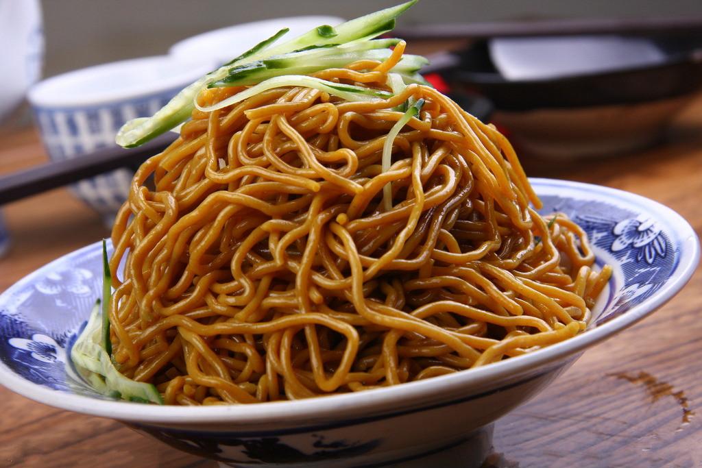 美味南昌,点评的美食之陕西荞面排行跳动蓝田大众美食图片
