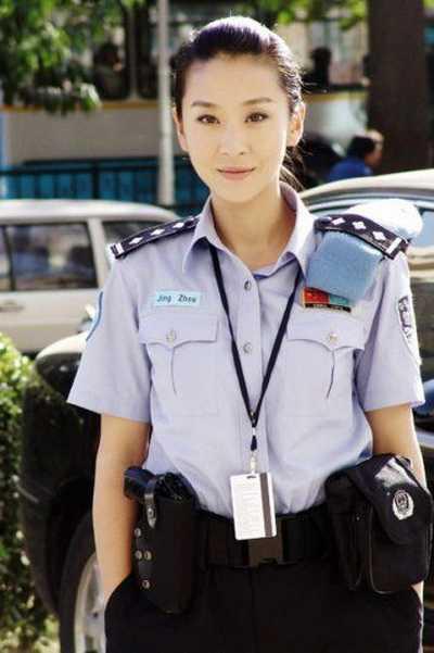 香港女警察