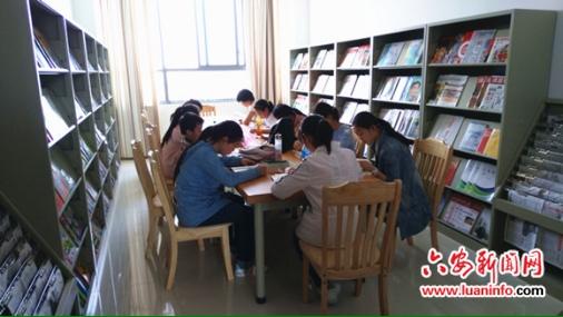 六安市叶集区图书馆免费开放受欢迎