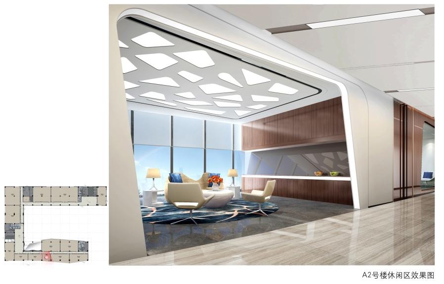 郑州办公楼装修设计
