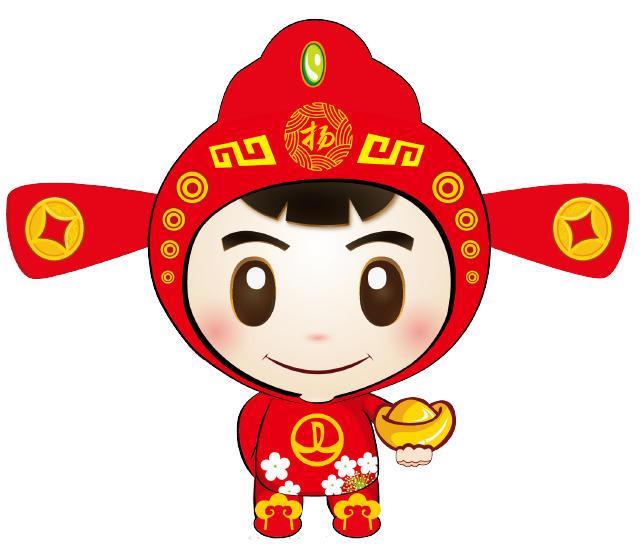 扬州地产第一吉祥物,由你决定!图片