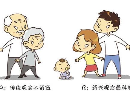"""【宝宝帮】奶奶,你就是我漫漫育儿路上""""神""""一般的存在"""