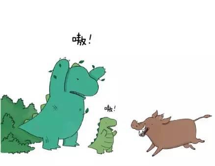 《罗力小恐龙:我和老爸》主题展来啦,速来围观图片