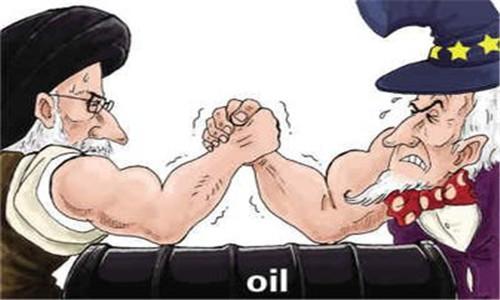 伊朗美国_伊朗高产量计划与美国页岩油之争,油价何去何从?