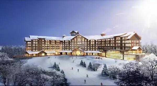 大山里的生意:滑雪度假兴起 大型雪场发展提速