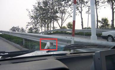 坡道定点停车右边距30cm的看点秘诀图片