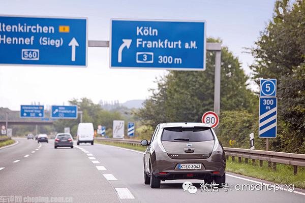 续航里程-电动车的未来有多远 看看德国的调研高清图片
