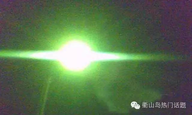 不解之谜 1981年发生在衢山外高涂的神秘UFO事件