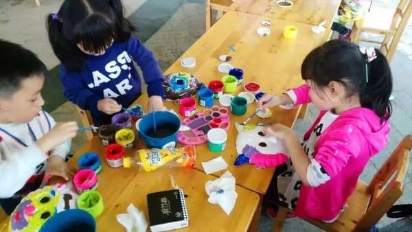 手工皂DIY、干花贴画DIY、永生花制作、干花插花、手绘伞项
