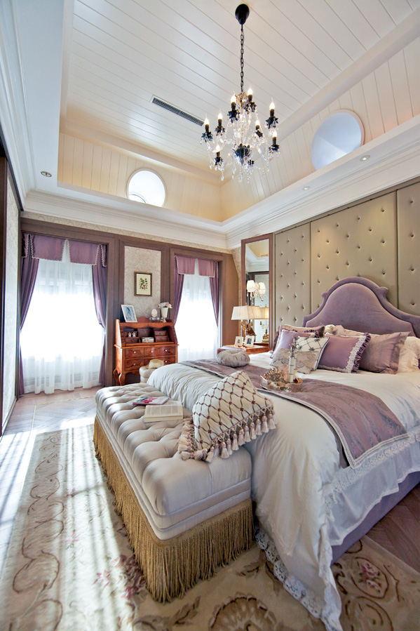 昆明欧式卧室装修效果图