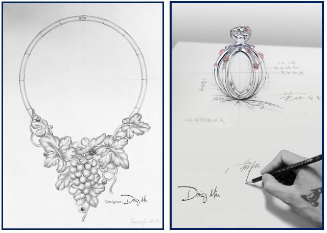 潮梵希珠宝,成都钻戒,裸钻定制