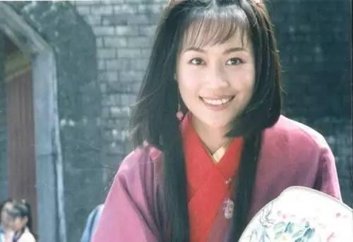 她是最美 俏阿珂 ,演祝英台却与马文才相恋8年,如今却长成这样 搜狐