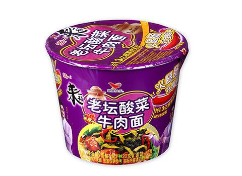 这些是中国最好吃的6种方便面,不服来辩! - 微信