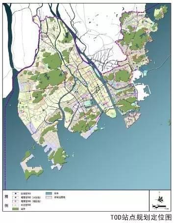 珠海城市规划图2030