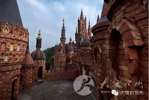 微信头像 欧式城堡
