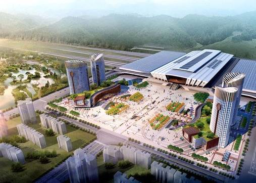 云南昆明地铁规划图