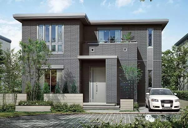 微信公众号:住宅公园,免费300套别墅自建房户型图纸,农村别墅设