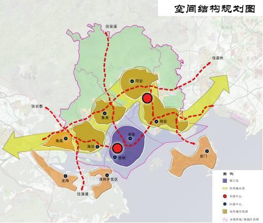 厦门岛地图全图高清版