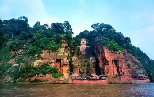 中国风景名胜里的各种