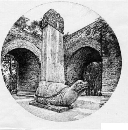 中山陵石阶